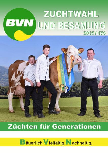 Titelbild der Zeitschrift 1 Mann, 2 Kinder 1 Kuh mit Auszeihnung